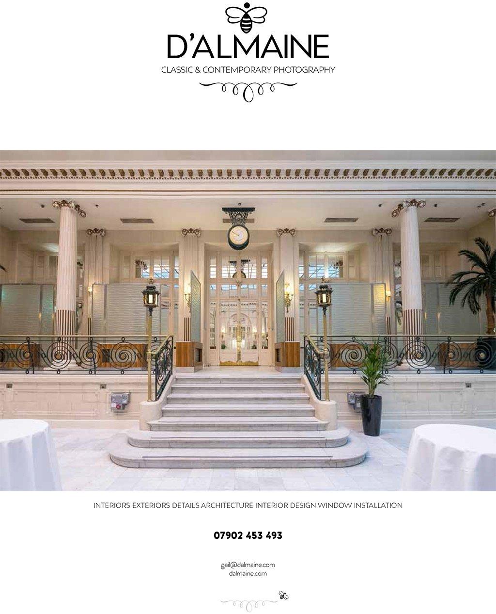 D'Almaine Shortfolio interiors and exteriors download