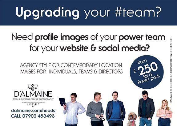 upgrading your team website and social media photography
